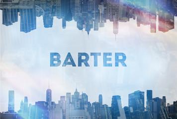 Barter concept image