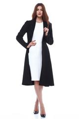 Beauty woman model wear stylish design trend clothing