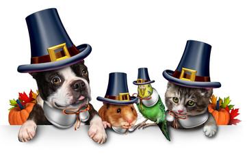 Thanksgiving Pet Celebration