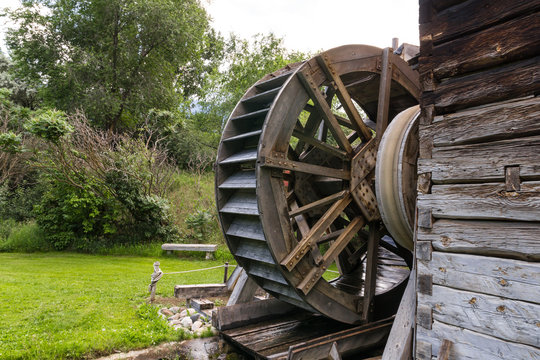 Photo of Old watermill