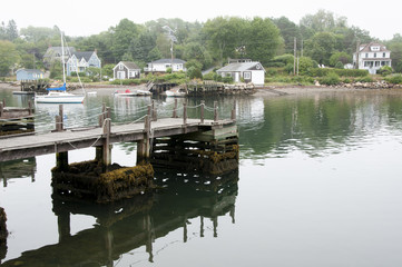 Front Harbour - Chester - Nova Scotia