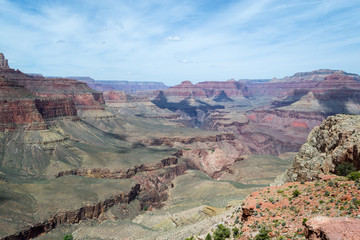 Descending the Kaibab trial