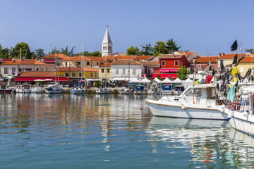 A coastal town in Croatia - Novigrad