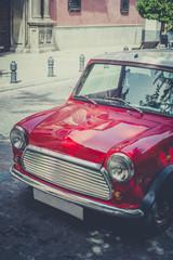 Vintage small car
