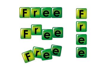 free scritte