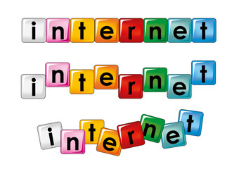 internet scritte