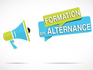 mégaphone : formation en alternance