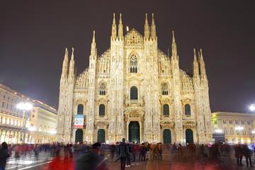 Wall Mural - Milan Cathedral