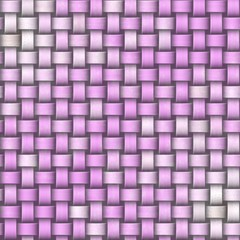 Detail pink and white knit background textured texture