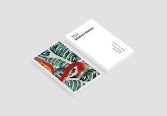 Flamingo – Visitenkarte