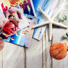 Pictures Starfish Seashells Images Memories Beach Concept