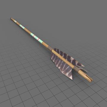 Arrow Wooden
