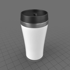 Coffee Cup Capped