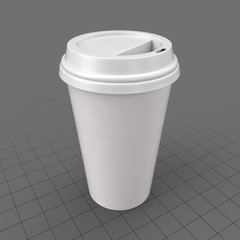 Coffee Cup with Lid