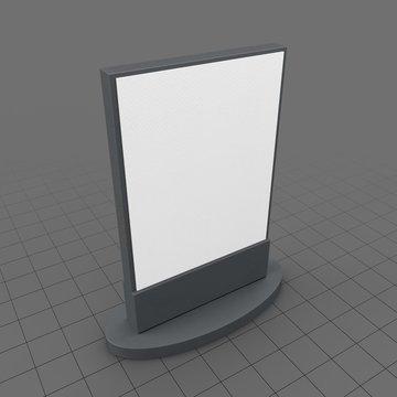 LED Single Sign