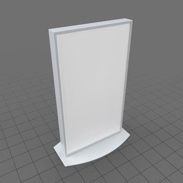 LED Single Sign 2