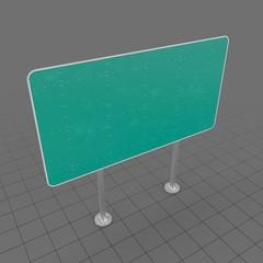 Highway Sign 2