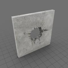 Structural Impact Concrete 1