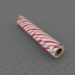 Wrapping Paper Roll 2