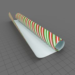 Wrapping Paper Roll 3