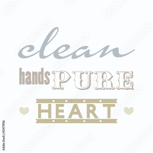 clean hands pure heart christianity bible verse in psalm 24 4