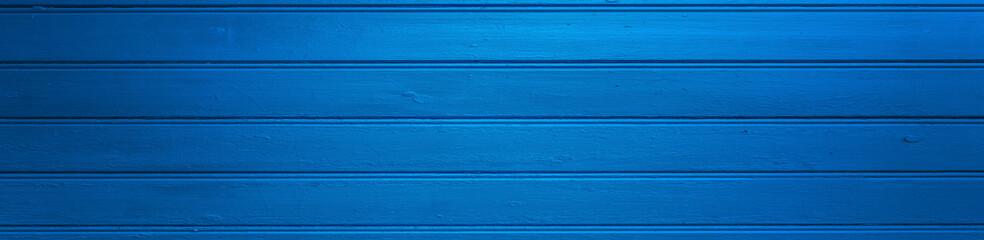 Hölzerner Blauer Hintergrund