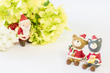 クリスマスの小物