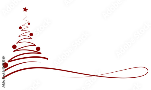 weihnachten banner mit weihnachtsbaum rot wei stockfotos und lizenzfreie vektoren auf. Black Bedroom Furniture Sets. Home Design Ideas