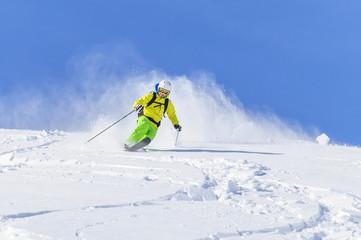 Telemark - der Kick mit der freien Ferse