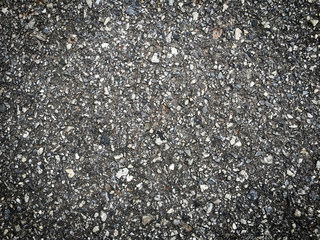 Black road floor surface texture background