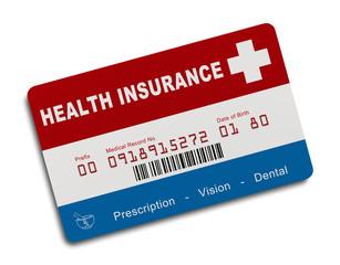 US Health Insurance Card