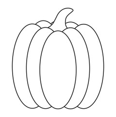 halloween  pumpkin vector symbol icon design
