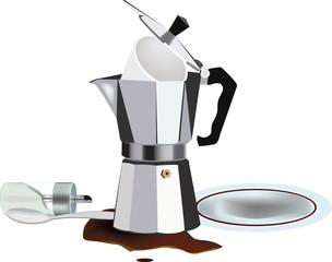 consumazione caffè