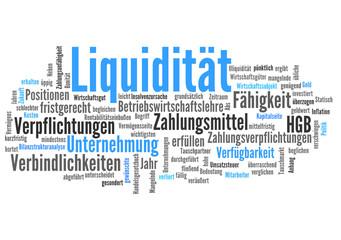 Liquidität (Zahlungsfähigkeit)