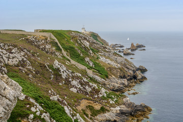 A walk on the cliffs around Camaret, Crozon, Brittany