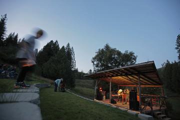 music pavilion