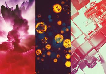Textures abstraites