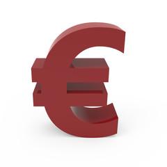 cramoisi euro sign
