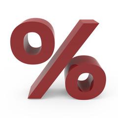 cramoisi percent sign