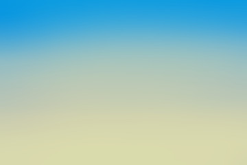 Abstract  soft blue gradient background