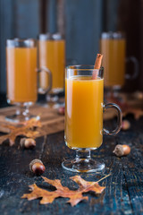 Spiced Apple Cider Beverages