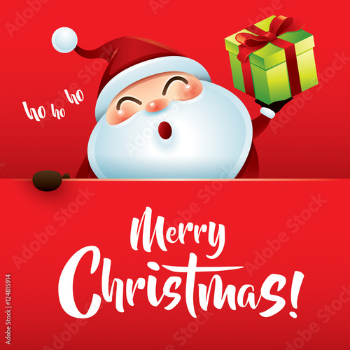 Ho Ho Ho Merry Christmas.Ho Ho Ho Merry Christmas Stock Image And Royalty Free