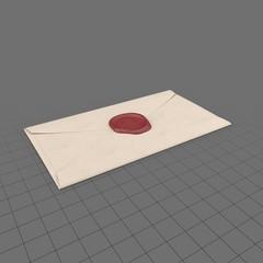 Envelope Wax Seal