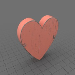 Valentines's Heart 1