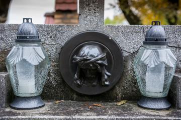 Cmentarz, Święto zmarłych - wszystkich świętych