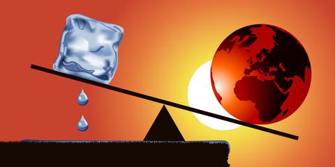 Réchauffement Climatique - Terre