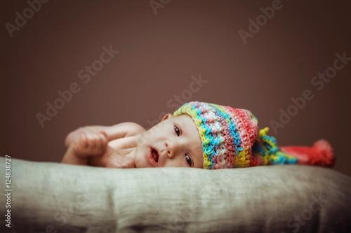 Knitting Pattern For Baby Oleg :