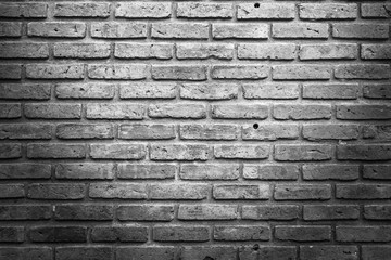 Brick wall texture pattern or brick wall background for interior or exterior design with copy space...