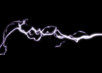 thunderbolt graphic image