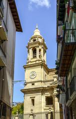 Pamplona cathedral, Santa Maria La real, Spain